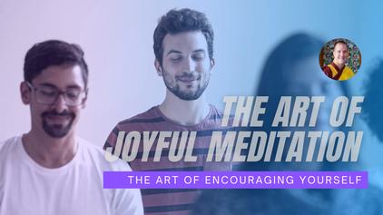 The Art of Encouraging Yourself