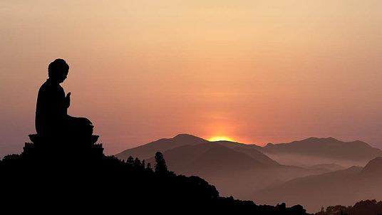 Nov. 25 - Nov. 29: Refuge: The Buddhist Way of Life (Full-length class)