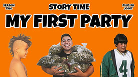 My First Party : STORY TIME