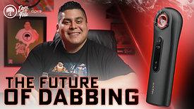The Future Of Dabbing : Ispire Wand