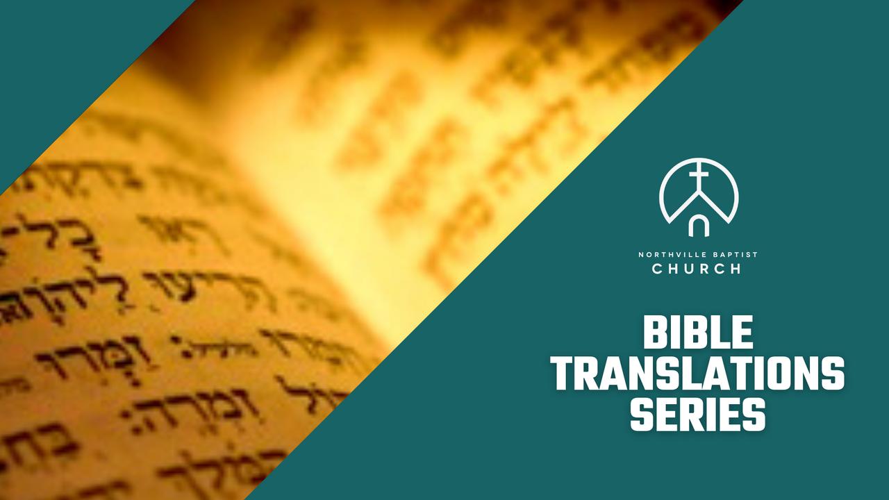 Bible Translations Series