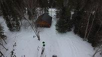 Chalets Plein Bois - Glissade d'hiver
