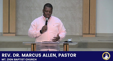 Worship Service | September 12, 2021