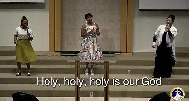 Worship Service | July 25, 2021