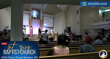Worship Service | June 13, 2021