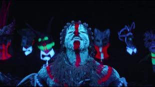 "Trinity Nova - ""Máscaras de Porcelana"""
