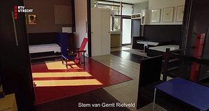 Gerrit Rietveld - Ruimte ontstaat door grenzen die niet volledig zijn