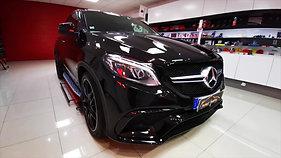 Mercedes Benz GLE 63S