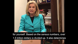 Carolyn Does her Census