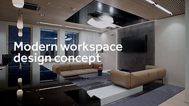 Office space design by dSign Vertti Kivi & Co.