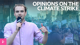 Opinions on the Climate Strike | BBC The Social