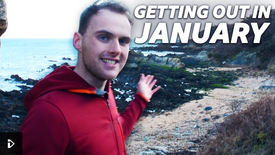 Getting outdoors in January | BBC The Social