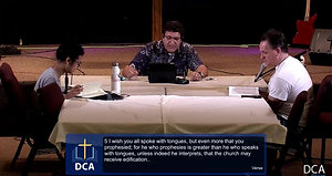 DCA Mid-Week Service 05-26-21