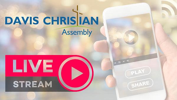 DCA Live Stream