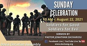 DCA Sunday Service 08-22-21