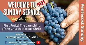DCA Sunday Service 05-23-21