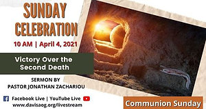 DCA Easter Sunday Service 04-04-21