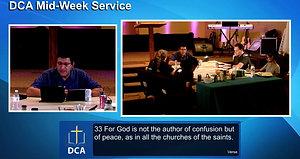 DCA Mid-Week Service 06-02-21