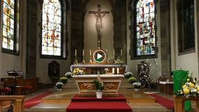 Messe du jeudi 5 novembre 2020 - Eglise Sainte Catherine de Bitche