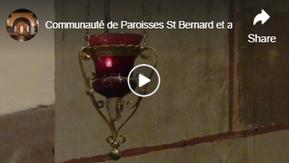 Messe du lundi 9 novembre 2020 - Eglise Sainte Catherine de Bitche