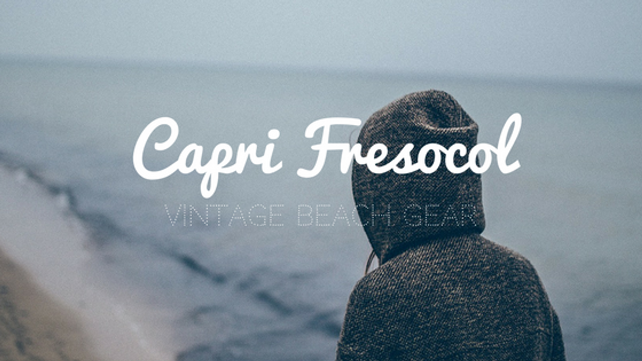 Capri Frescobol Intro Video