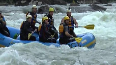 Whitewater River Rafting Part 1