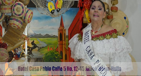 Hotel Casa Pablo (Fiestas San Pedro 2019)