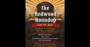 Redwood Roundup - October 25, 2020