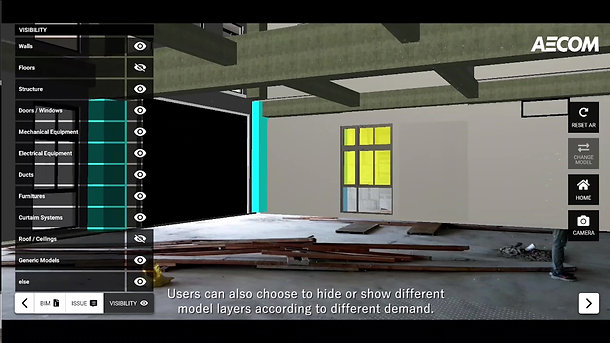 AR Spatial Visualiser