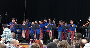 Metis Fiddlers