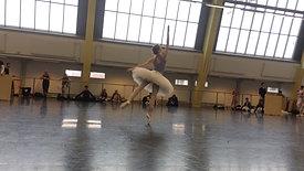 Rehearsal Diamonds solo
