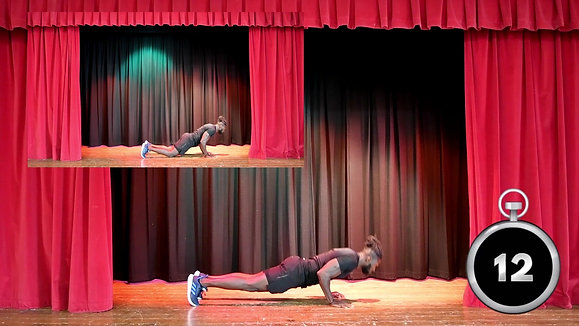 FITNESS | CREATE YOUR OWN |PUSH UPS - FLOOR