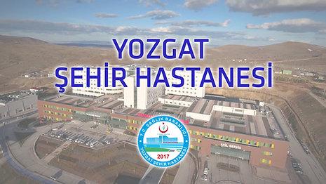 Yozgat Şehir Hastanesi / Reklam / 2018
