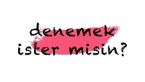 Denemek İster Misin? / Kısa Film / 2014