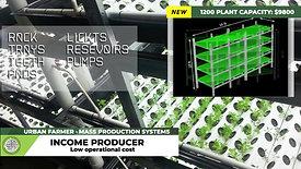 1200 Plant capacity