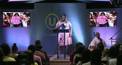 Pastor Marcella Booker: She-Effect Conference 2019