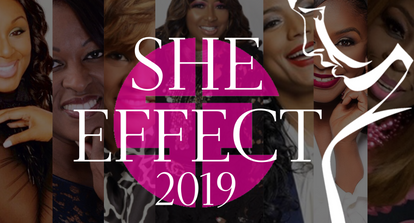 Dr. Medina Pullings: She-Effect Conference 2019