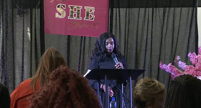 Evangelist LaTrice Ryan: She-Effect Conference 2019