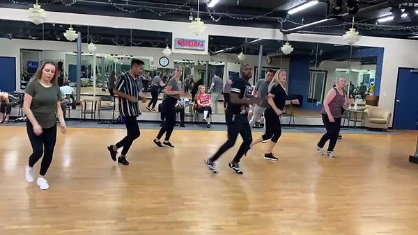 Salsa Level 3 Solo Styling