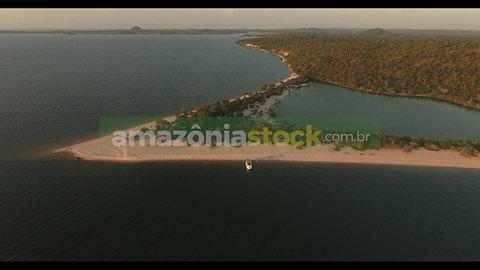 Praia do Muretá Santarém Pará
