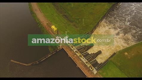 Hidrelétrica rio Curuá-Una