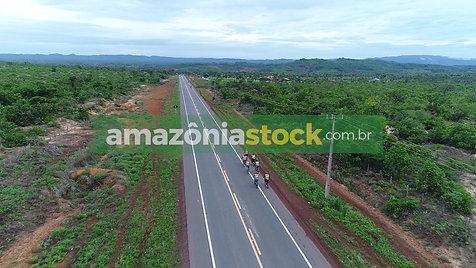 Estrada de Monte Alegre PA-255