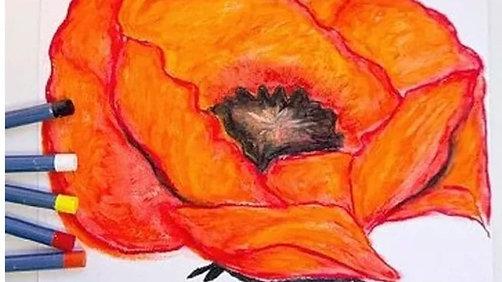 Les fleurs de Georgia O'keefe