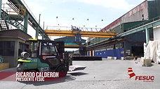 Ricardo Calderon opina sobre situación en Ventanas