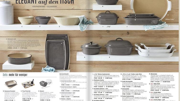 Pampered Chef Katalog anschauen