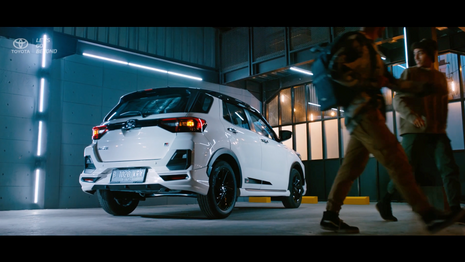 All New Toyota Raize - Imagine It, Live It