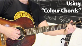 Cool Colour Chords