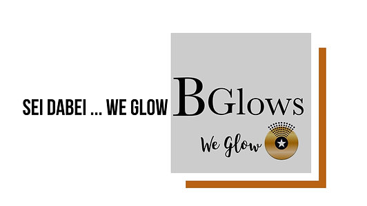 BGlows - Beautyfine Glows -  Be Competent