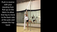 Reverse Forearm Wrap Spin