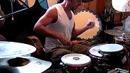 Studio Bainzu Warm-Up fast Berber 6/8